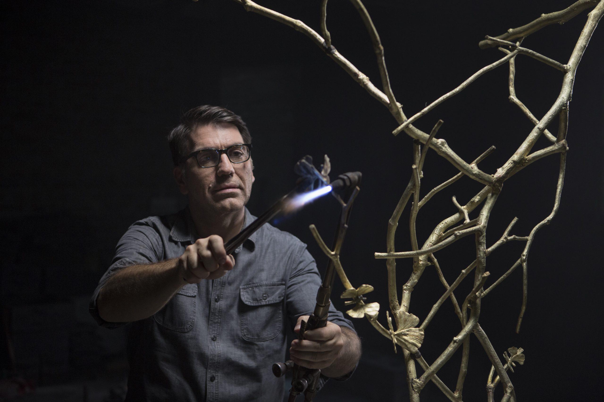 Michael Aram – Welding Branches